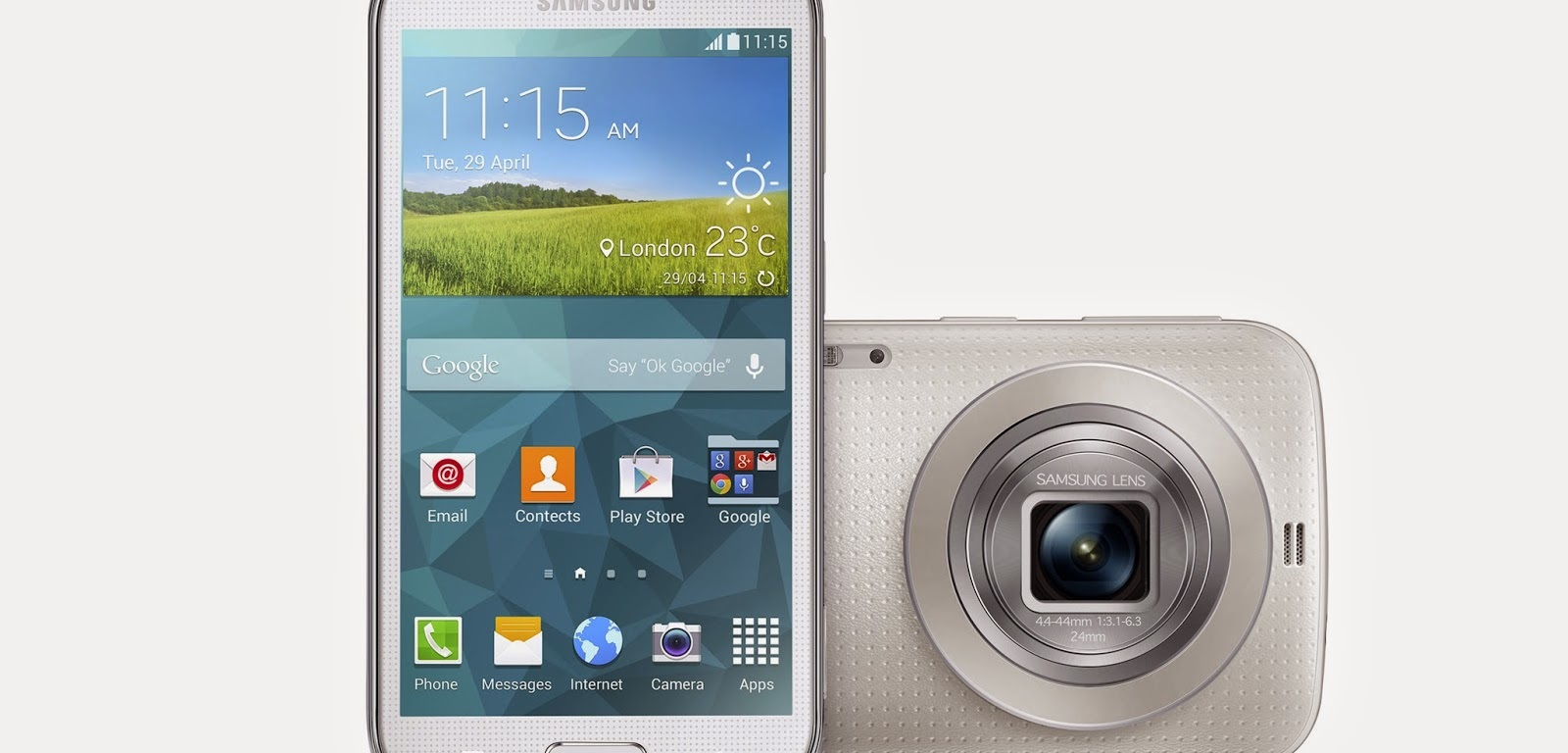 Update Galaxy K Zoom C111 to XXU1ANEC Android 4 4 2 KitKat Official