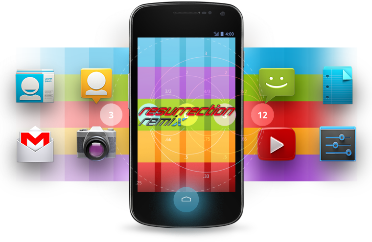 Update Galaxy Grand Duos I9082 to LINARO HALO Resurrection Remix